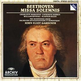 """Beethoven: Mass in D, Op.123 """"Missa Solemnis"""" - Credo"""