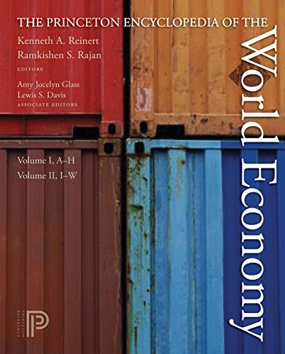 The Princeton Encyclopedia of the World Economy. (Two volume set) (English Edition)