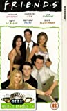 Friends: Series 2 - Episodes 1-4 [VHS] [1995]