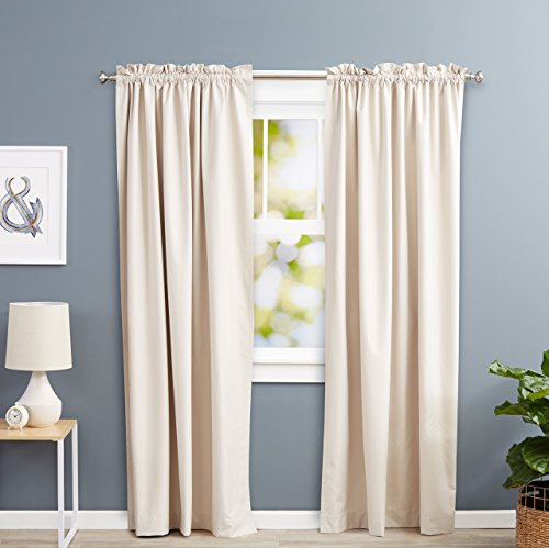 Barras cortinas modernas de segunda mano solo 4 al 75 for Cortinas opacas blancas