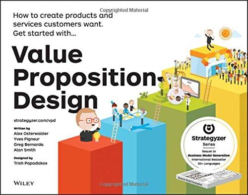 Buchseite und Rezensionen zu 'Value Proposition Design: How to Create Products and Services Customers Want (Strategyzer)' von Alexander Osterwalder