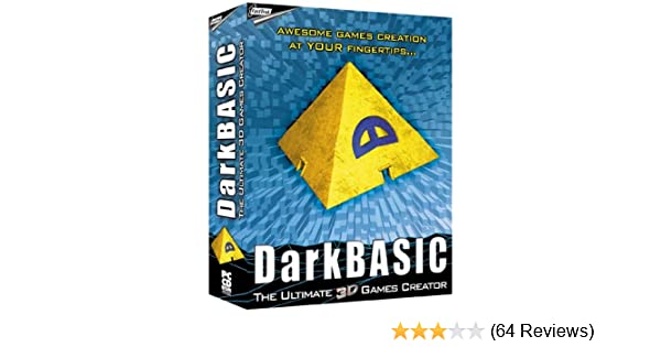 darkbasic the ultimate 3d games creator