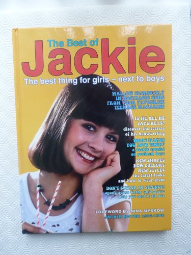 THE BEST OF JACKIE MAGAZINE - THE SEVENTIES (SEVENOAKS EDITION)