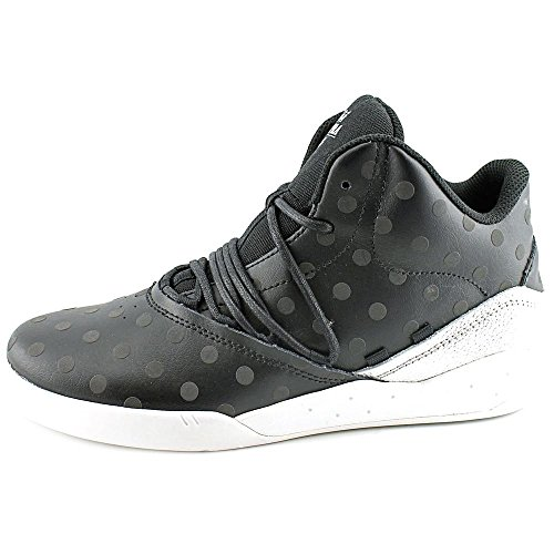 Supra Estaban, Sneakers Hautes mixte adulte Black/black - white