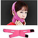 AlexVyan Special Design Best Material -Anti Ageing Beauty Face Slimming Chin Cheek Slim Lift Up Lifting V Line Belt Strap Mask Band Bandage - Universal Free Size - For Women Girl Female