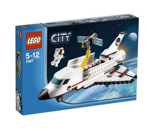 LEGO-City-3367-Space-Shuttle