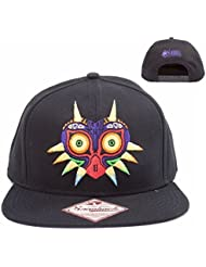 Zelda Cap Majora's Mask Baseball Cap Nintendo Schirmmütze Snapback Baseball Kappe The Legend Of Zelda