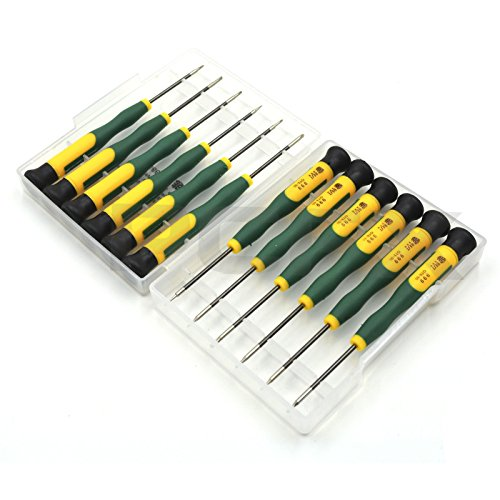 12pièces outils Kit de réparation T2T3T4T5T6T8PH00Ph000