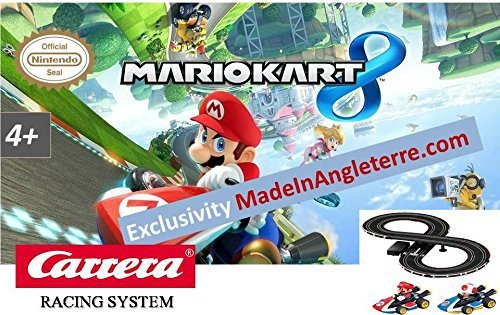 "Brand new and official ""MARIO KART8"" race track track 1:43 scale (EXCLUSIVE IMPORTER) …"