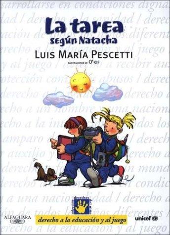 Tarea Segun Natacha por Luis Maria Pescetti