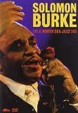 Solomon Burke : live at the North Sea jazz festival 2003 ; songs [27 titles] | Huis in't Veld, Eduard. Monteur