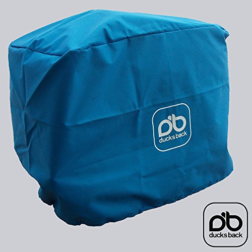 Ducksback waterproof outboard engine cover (size 1) suitable for up to 5 HP Outboard motors Test