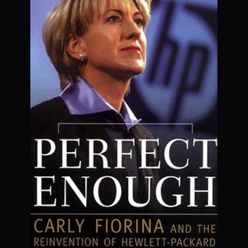 Compaq Audio (Perfect Enough: Carly Fiorina and the Reinvention of Hewlett-Packard)