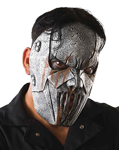 Maske Slipknot Mick (Slipknot Mick Thomson Maske 2016 - original Lizenz)