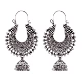 Ganapathy Gems White Metal Alloy Dangle ...