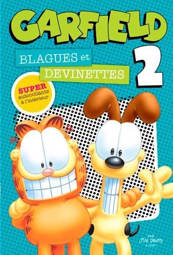 Garfield Blagues et devinettes : Tome 2