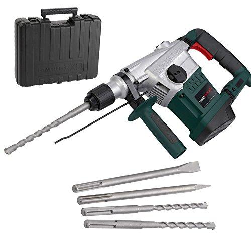 Preisvergleich Produktbild SDS Bohrhammer Schlagbohrmaschine Bohrmaschine Meißelhammer Schlagbohrer 1250 W