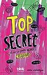 Top Secret. Diario para mentes creativas par Iribertegui