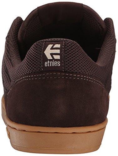 EtniesMARANA - Scarpe da Skateboard Uomo Braun (209/BROWN/BROWN/GUM)
