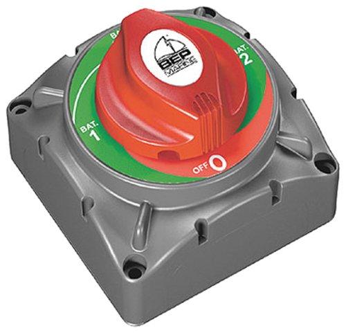 A.F.I. BEP Heavy-Duty-Schalter für Vier Batterien Bep Batterie