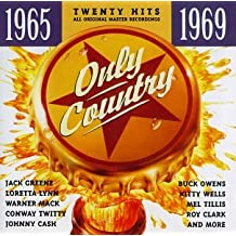 Only Country: 1965-1969