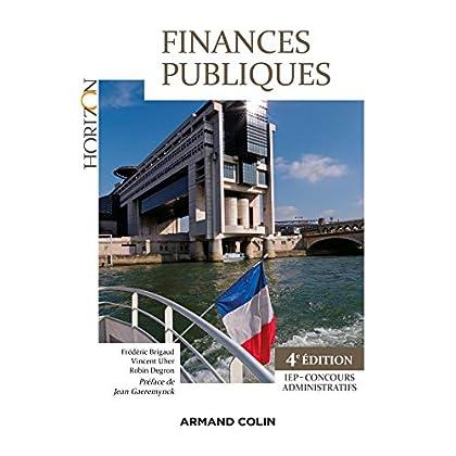 Finances Publiques - 4e éd. - IEP-Concours administratif