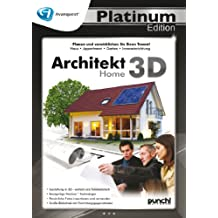 Architekt 3D Home - Avanquest Platinum Edition