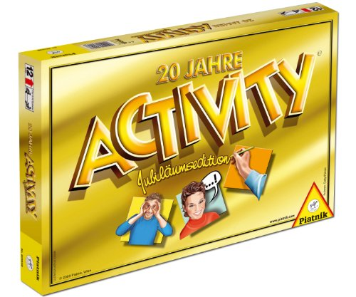 Preisvergleich Produktbild Piatnik 601538 - 20 Jahre Activity