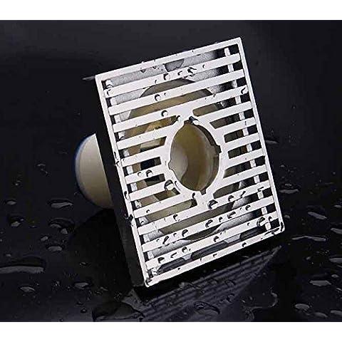NHD-Stylish copper deodorant drain, shower washing machine
