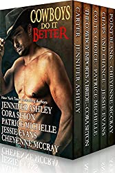 Cowboys Do It Better: Five NY Times bestselling authors Box Set