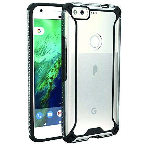google-pixel-case-poetic-affinity-series-premium-thin-no-bulk-clear-dual-material-protective-bumper-