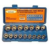 16 tlg. Multilock XZN 1/2