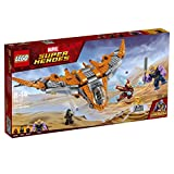 LEGO 76107 Marvel Avengers Thanos Ultimate Battle Playset, The Guardian's Ship, Iron Man, Star-Lord, Gamora and Thanos Action Figures, Superhero Toys for Kids