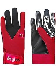 Handschuh Set AJ Styles Rot Replica