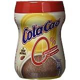 Cola-Cao - Polvo de cacao, 0% azúcares, 300 g - [Pack de 4]