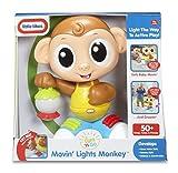 little tikes 640933 Movin' Lights Monkey Toy