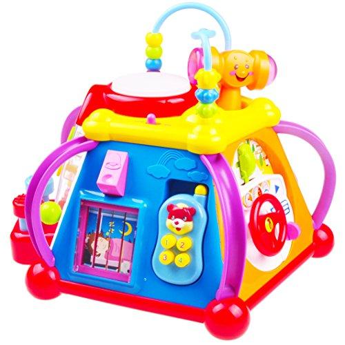 Think Gizmos Juguetes de Actividad para niños pequeños -...