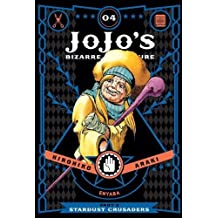 JoJo's Bizarre Adventure: Part 3 Stardust Crusaders, Vol. 4