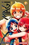 Magi - The Labyrinth of Magic Edition simple Tome 8