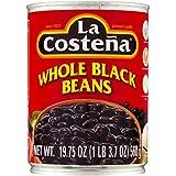 La Costena Whole Black Beans 560g- 1 pack
