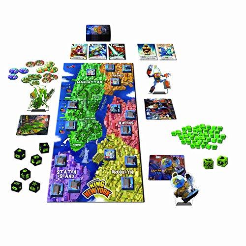 Lello King of New York Board Game, Multi Color