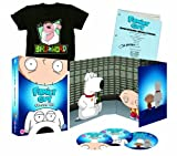 Family Guy - Season 10 (150th Episode Anniversary Edition with T-Shirt and Script) [DVD]