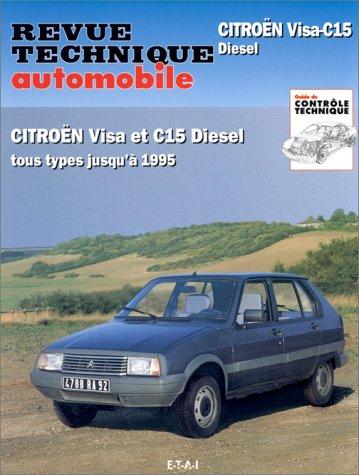 Rta 470.6 Citroën Visa & C15 Diesel 84-95