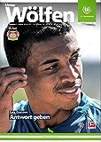 Unter Wölfen 5 2016/2017 Luiz Gustavo Bayer Leverkusen Zeitschrift Magazin Einzelheft Heft Fussball Bundesliga Vfl Wolfsburg