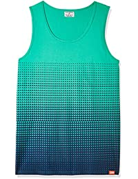 WYO Men's Cotton Sports Vest for GYM Sleeveless