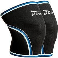 Mava Sports Kniebandage | Knie Kompression Für Herren & Damen | Elastisch | Meniskus | Bodybuilding, Joggen |... preisvergleich bei billige-tabletten.eu