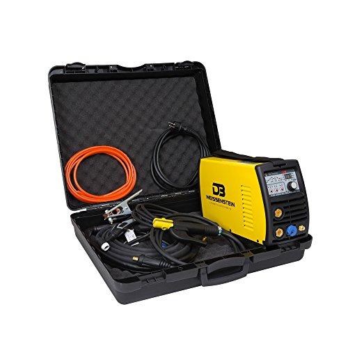 Schweißgerät Inverter AC/DC/WIG/TIG/MMA 200A mit Koffer