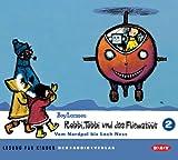 Robbi, Tobbi und das Fliewatüüt. Lesung für Kinder: Robbi, Tobbi und das Fliewatüüt 2. Vom Nordpol bis Loch Ness (2 CDs)