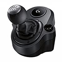 Logitech G Driving Force Shifter for G29 and G920 Racing Wheels - Black 941-000130
