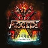 Accept: Stalingrad [Vinyl LP] (Vinyl)